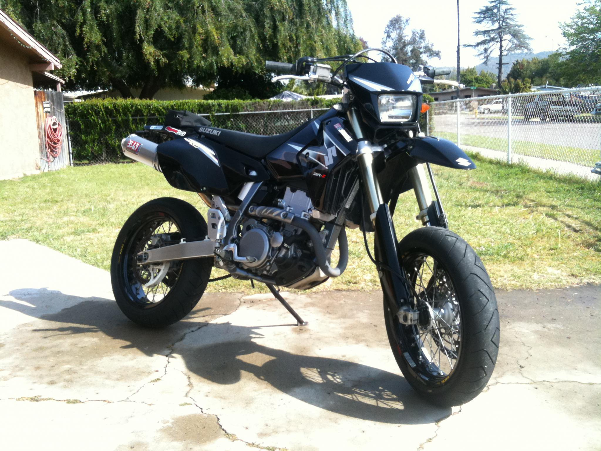 2017/06/dirt bikes for sale and free shipping -  Click Image For Larger Version Name Drz400sm 001 Jpg Views 14238 Size