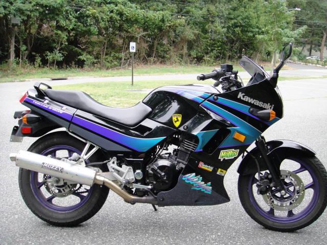 1995 Kawasaki Ninja 250 $1,500 Wading River, NY - Sportbikes.net