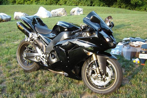 2006 kawasaki zx10r pa for sale with extras. Black Bedroom Furniture Sets. Home Design Ideas