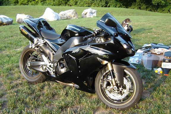 2006 Kawasaki Zx10r Pa For Sale With Extras Sportbikesnet