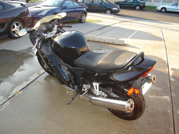 1998 CBR 1100xx Blackbird $4500 - Sportbikes net