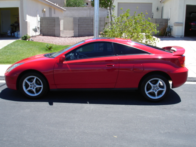 2000 Toyota Celica Gts For Sale Sportbikes Net
