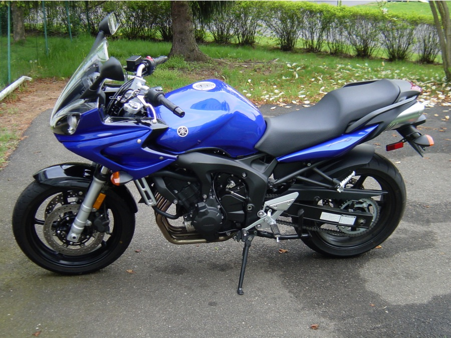 2006 FZ6 Blue $4500 CT 471 Miles! - Sportbikes.net