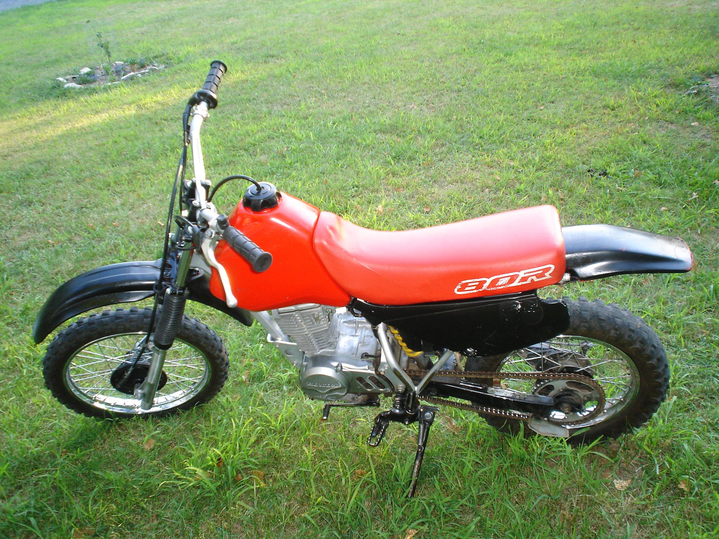 2000 Honda XR 80