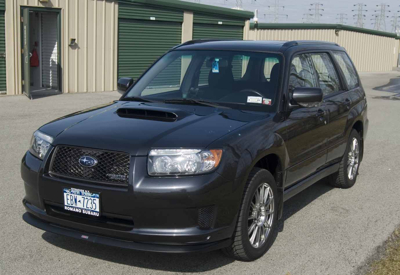 Fs 2008 subaru forester sports xt must sell buffalo ny click image for larger version name dsc0038g views 17086 size 1252 vanachro Images