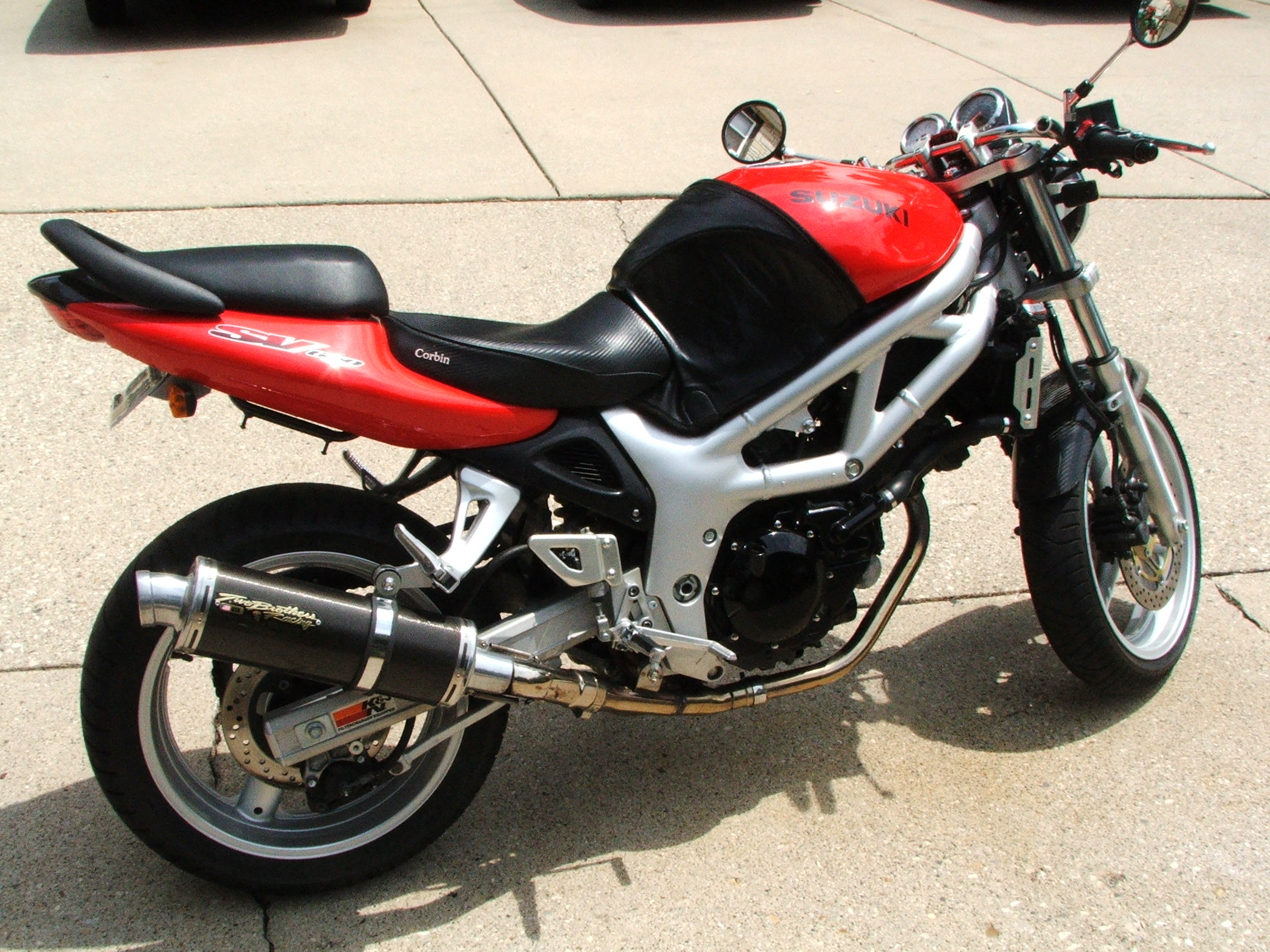 What Is Included In A Tune Up >> Suzuki 1999 Sv 650 - Sportbikes.net