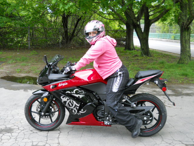 Girl who wants a Ninja 250 - Page 2 - Sportbikes.net