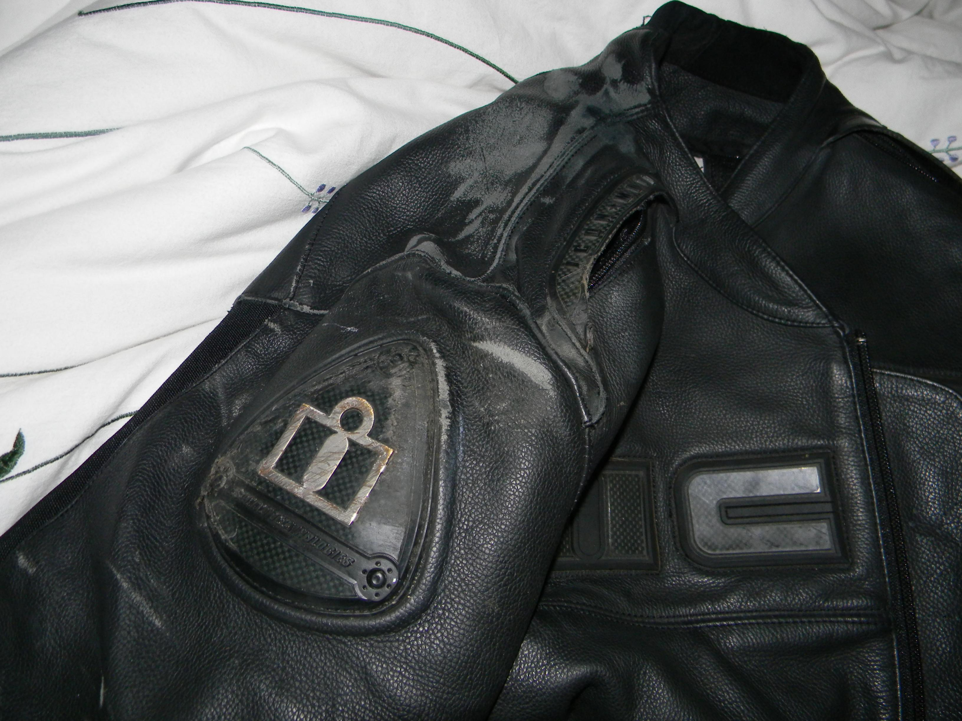 Icon Accelerant leather jacket..Thoughts? - Sportbikes.net