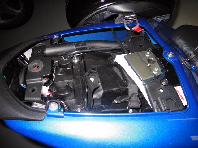 Helmet Lock Sportbikes Net