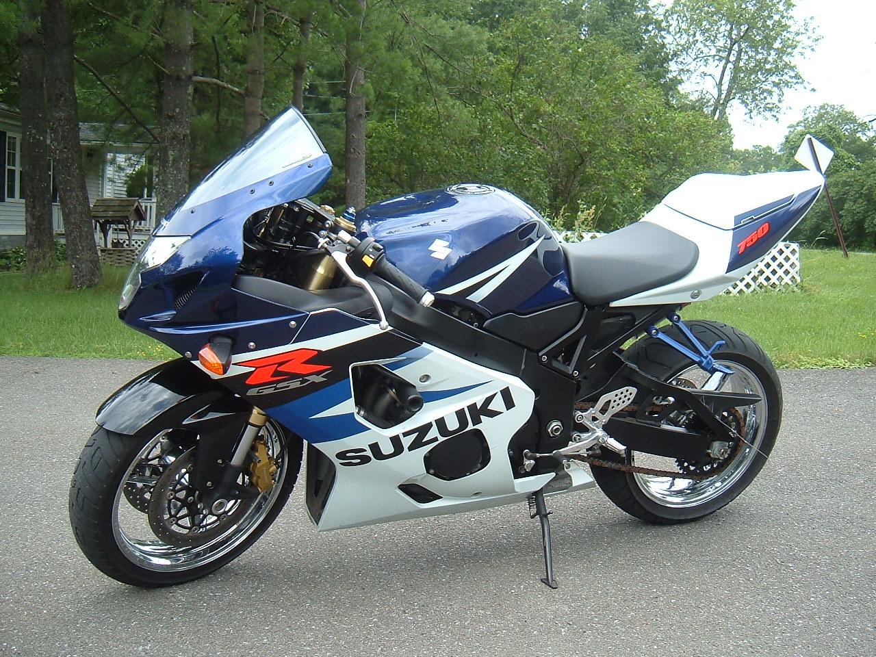 F/s 04 Gsxr 750 - Sportbikes.net