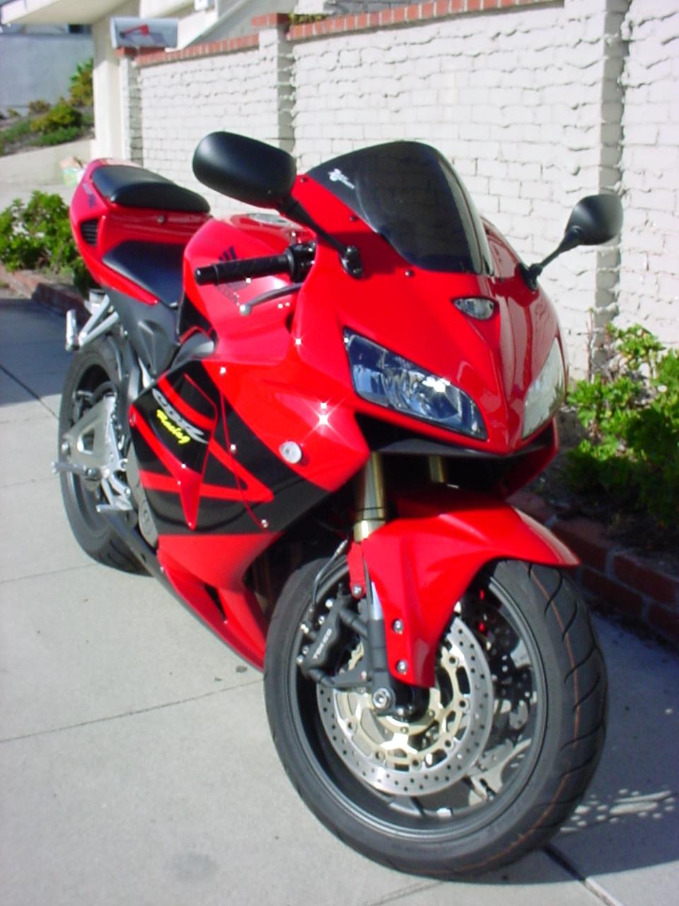 05 Cbr600rr Mint Sportbikes Net