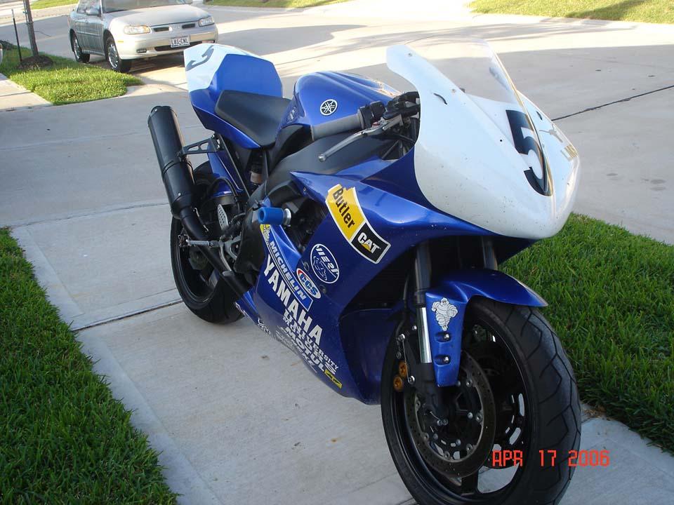 Yamaha R For Sale Houston Craigslist