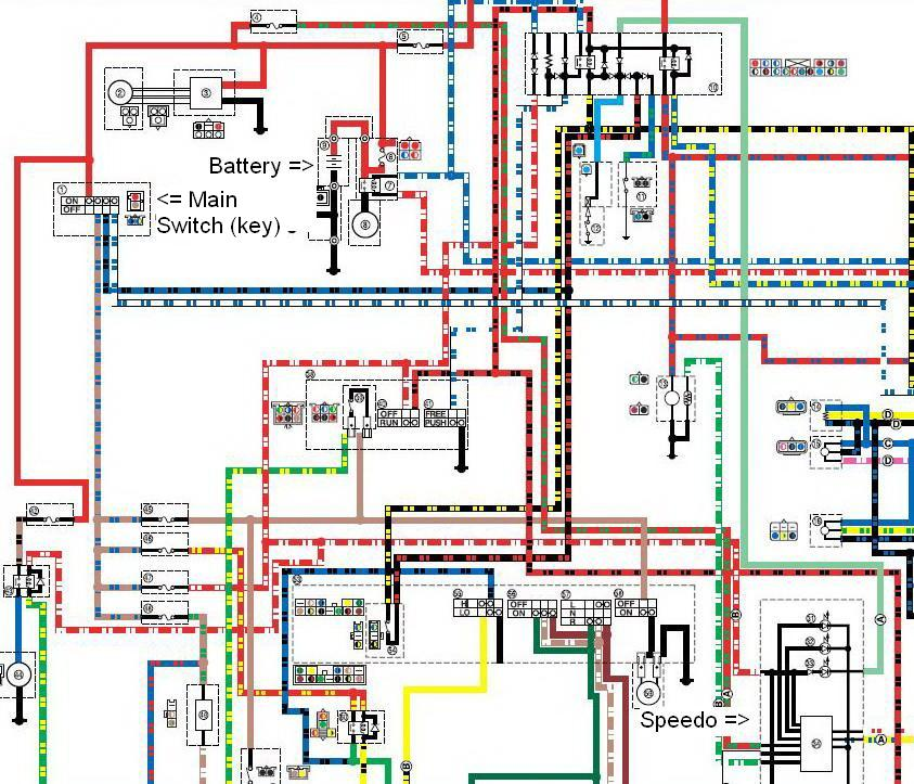 2004 fz6 wiring diagram wiring diagram dash 2005 yamaha fz6 yamaha fz 600 wiring diagram #1