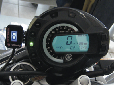 PZRacing Gear Indicator: Install or Not? - Sportbikes net