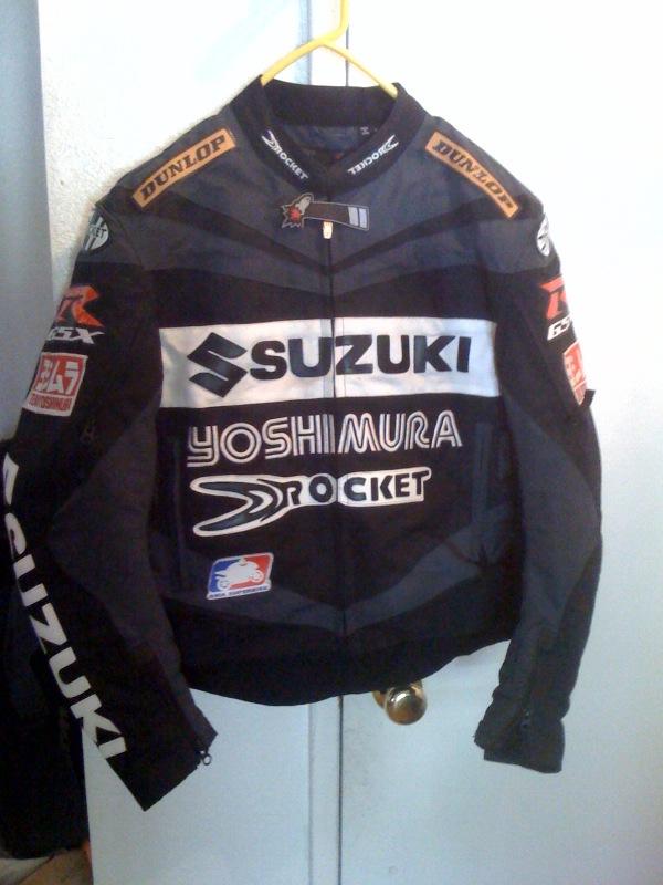 Joe Rocket Leather Jacket