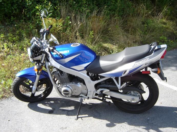 2003 SUZUKI GS500 For Sale!! - Sportbikes net