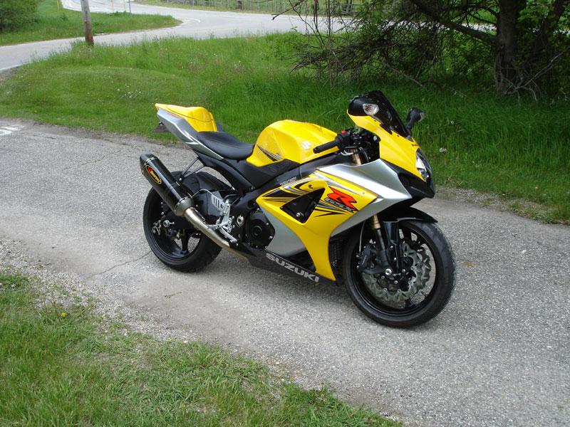 Ebc Brake Pads >> 2007 Suzuki GSXR1000 Yellow/Black - Sportbikes.net