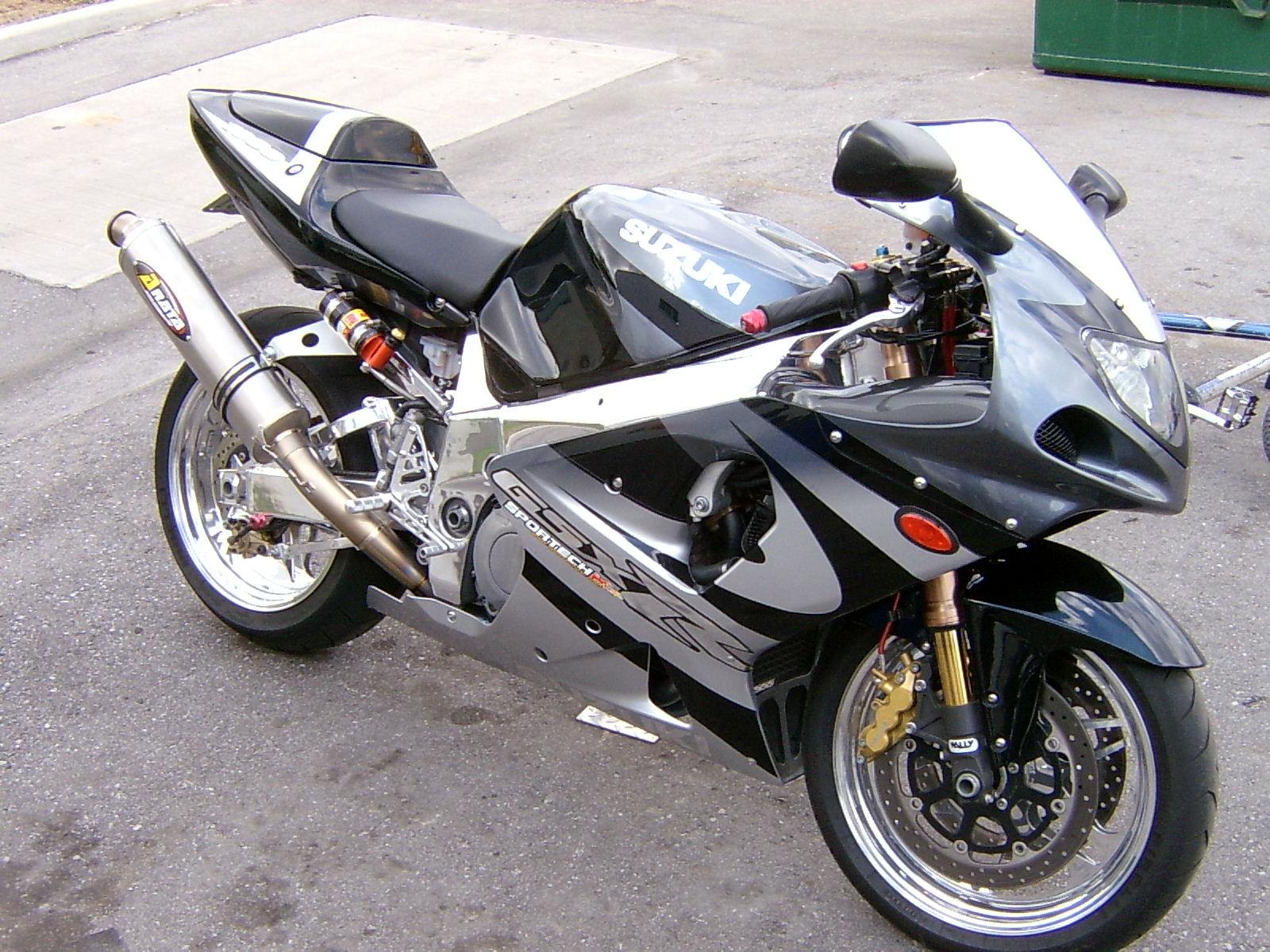 2001 suzuki gsxr 1000