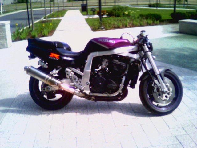 1993 gsxr 750 2300 - Sportbikes net