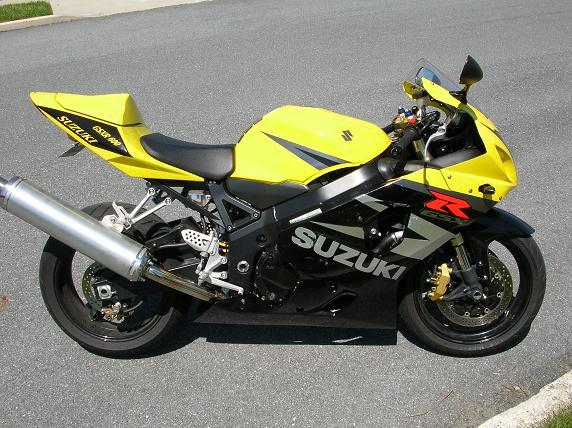 2004 Suzuki GSXR 600 - Sportbikes.net