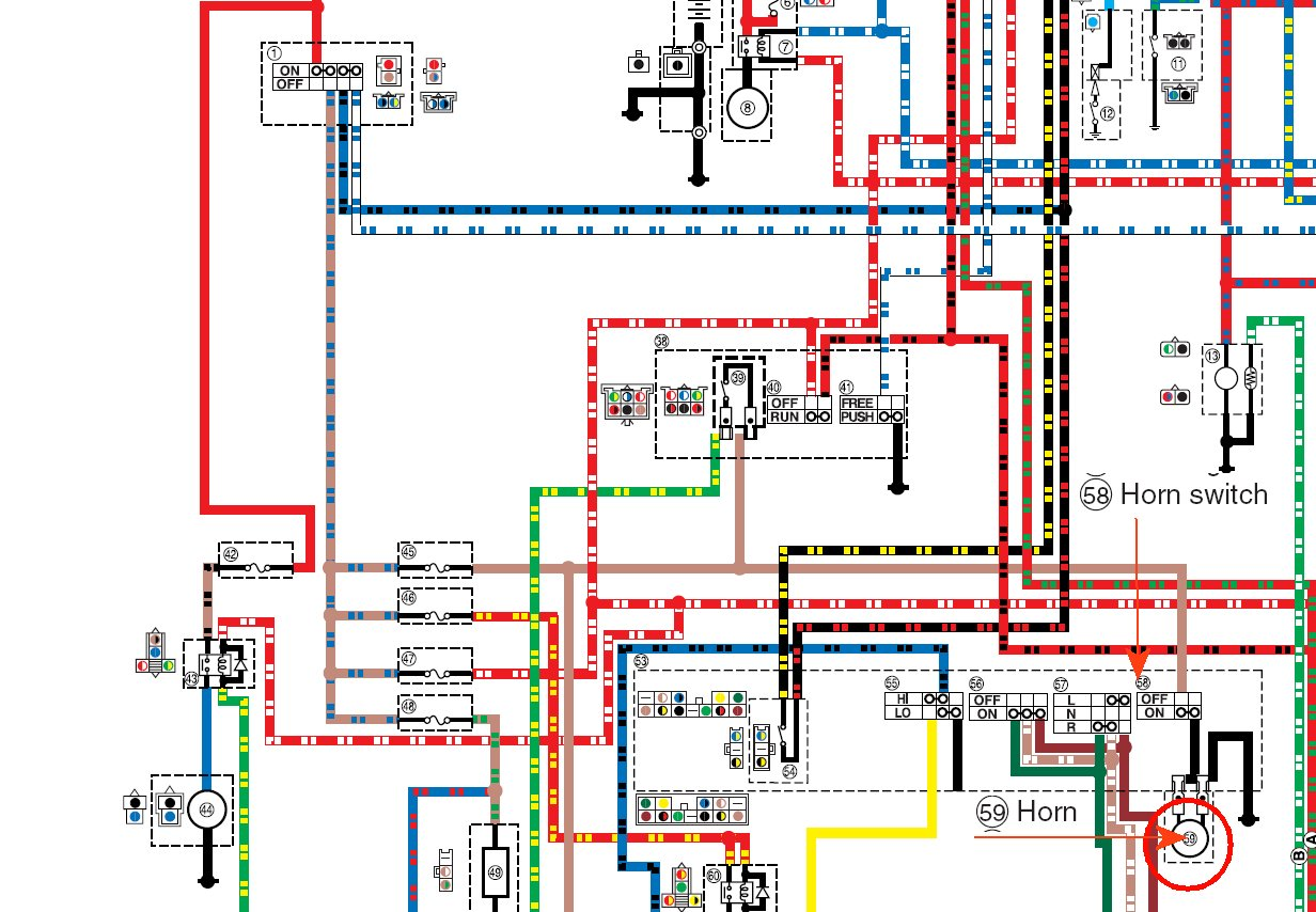 Horn Not Working After Rain Royal Enfield Wiring Diagram For Click Image Larger Version Name Views 664 Size 2247