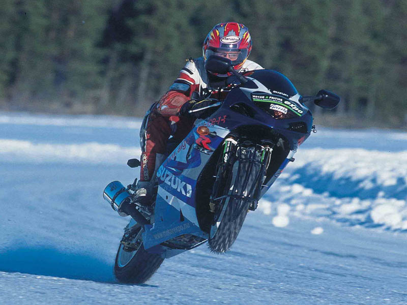 Whaddya Know About Ice Racing Riding Sportbikes Net