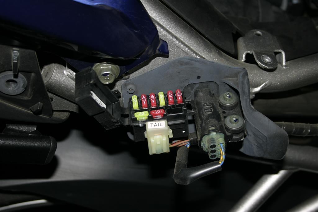 [SCHEMATICS_48IS]  Tail lights & turn signals not working | Sport Bikes | 2015 R1 Fuse Box Location |  | Sportbikes.net