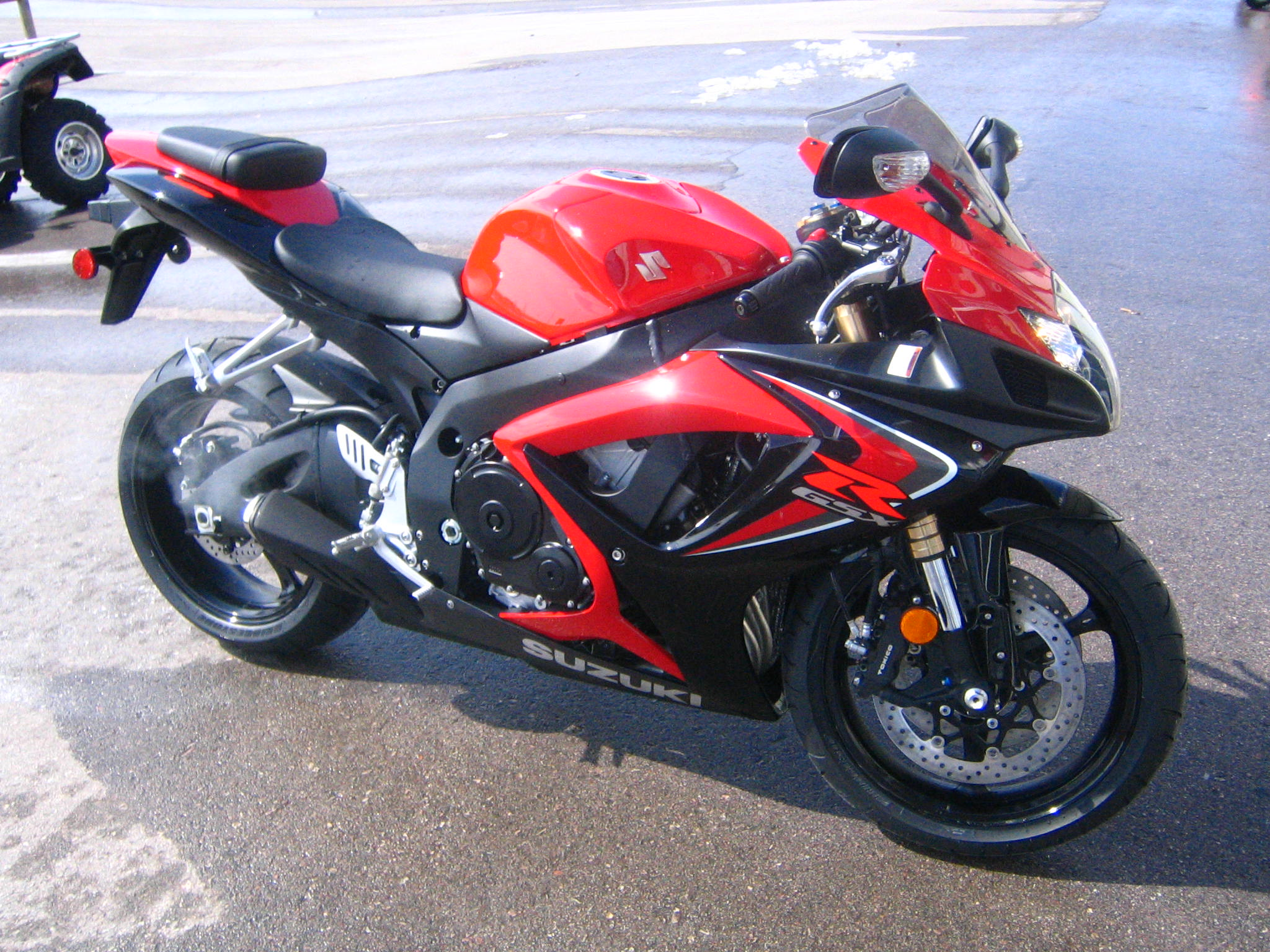 Review: 2008 Suzuki GSXR 600 Limited Edition – M.G. Reviews