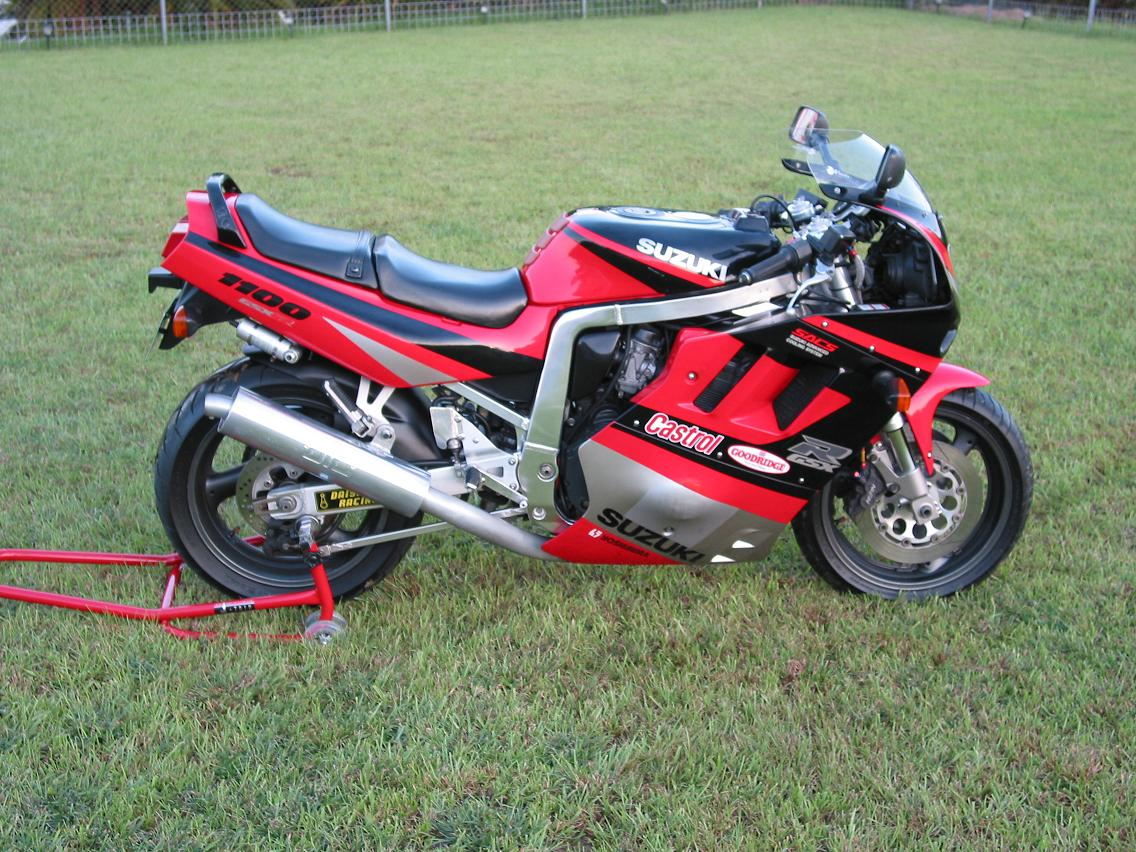 Who had a GSXR-1100 back in the day? - Page 2 - Sportbikes net