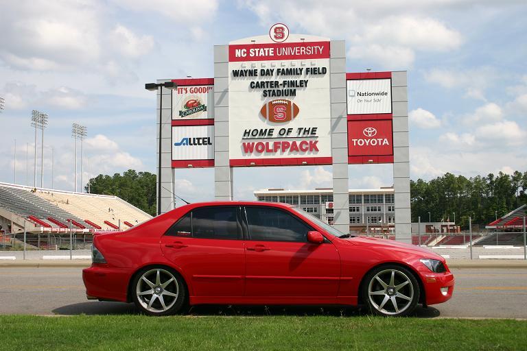 Fs 2002 Lexus Is300 Red 5spd Sportbikes Net