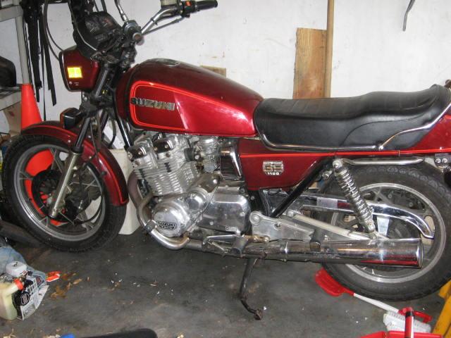 f/s or trade 81 suzuki gs1100 - Sportbikes.net