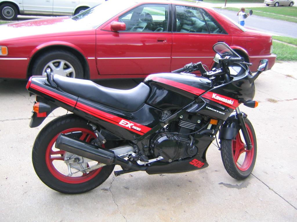 FS: 89 Kawasaki EX500, Michigan - Page 2 - Sportbikes.net