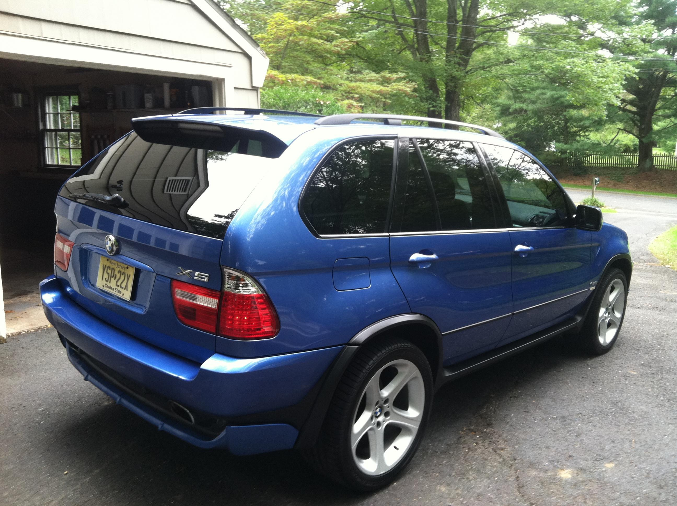 Fs 2003 Bmw X5 4 6is Nj 16000 Obo Sportbikes Net