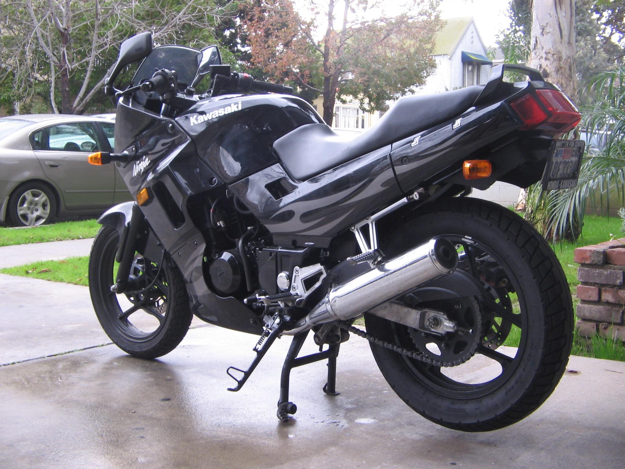 2006 Kawi Ninja 250 - 2500 - Long Beach CA - Sportbikes.net