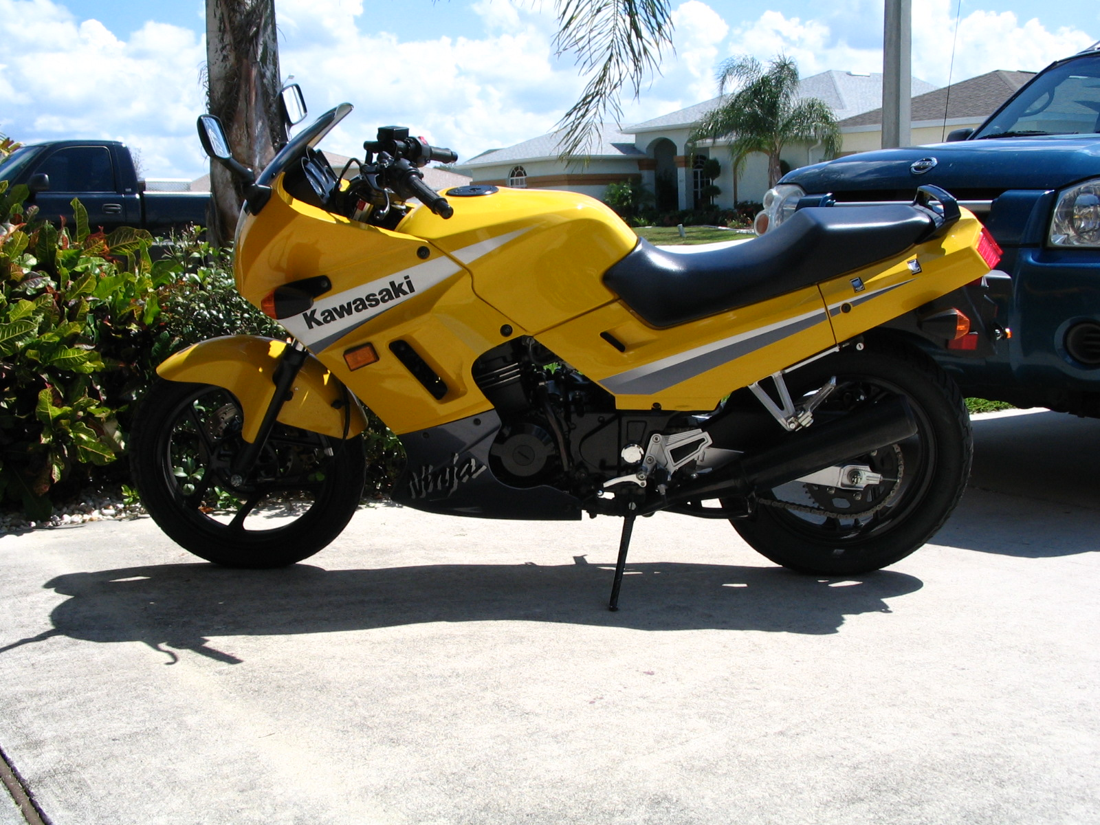250 Ninja for sale Tampa FL - Sportbikes.net