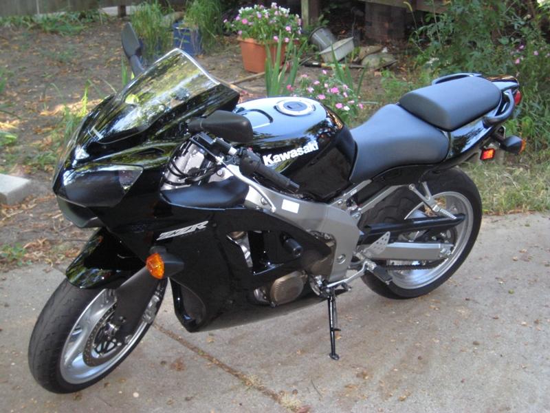 2008 Kawasaki ZZR600 $6900 (Detroit,MI) - Sportbikes.net