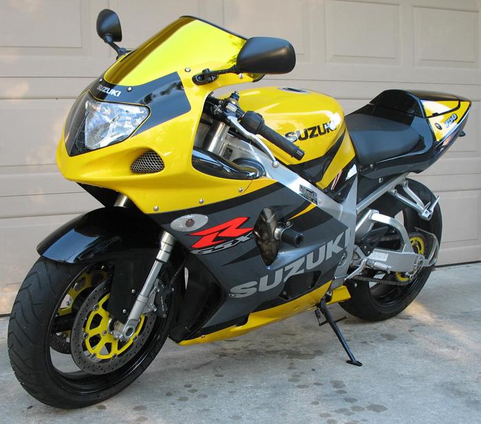 2003 Suzuki GSXR 750...Clean - Sportbikes.net