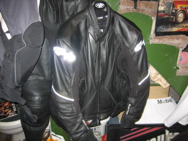 Joe Rocket Blaster Leather 2 0 Jacket For Sale