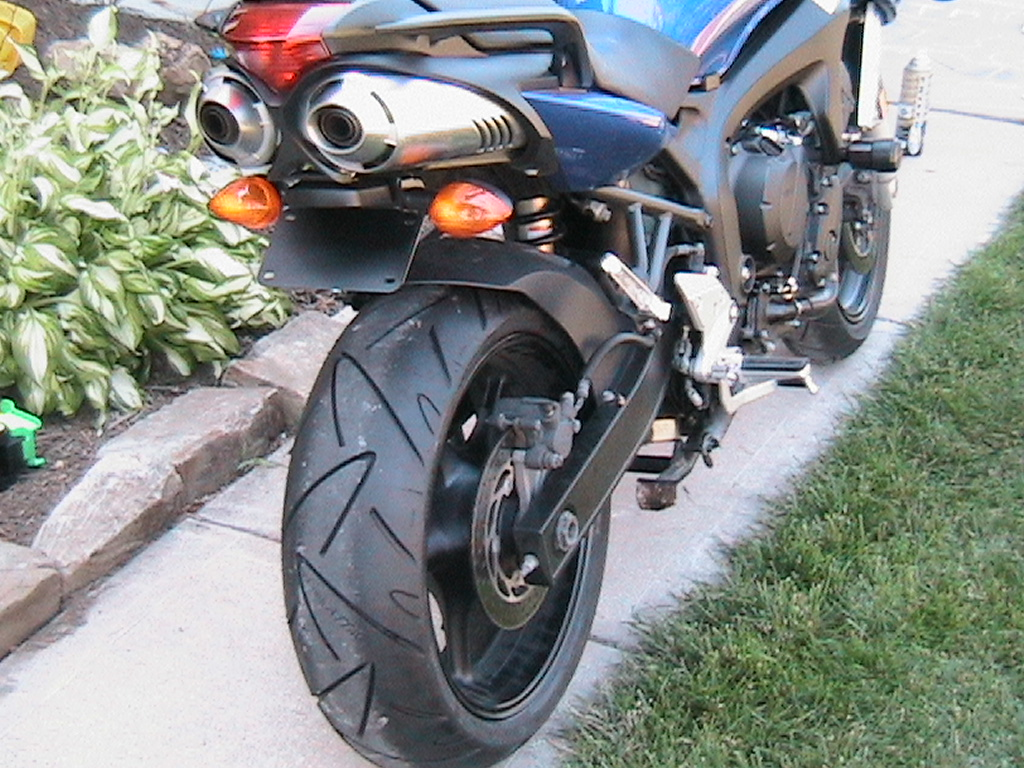 License Plate Laws - Sportbikes net