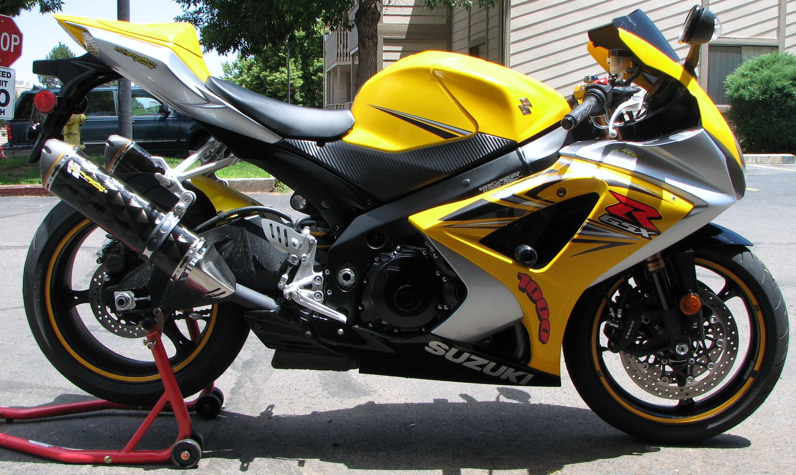 2007 Suzuki GSXR 1000 - Sportbikes.net