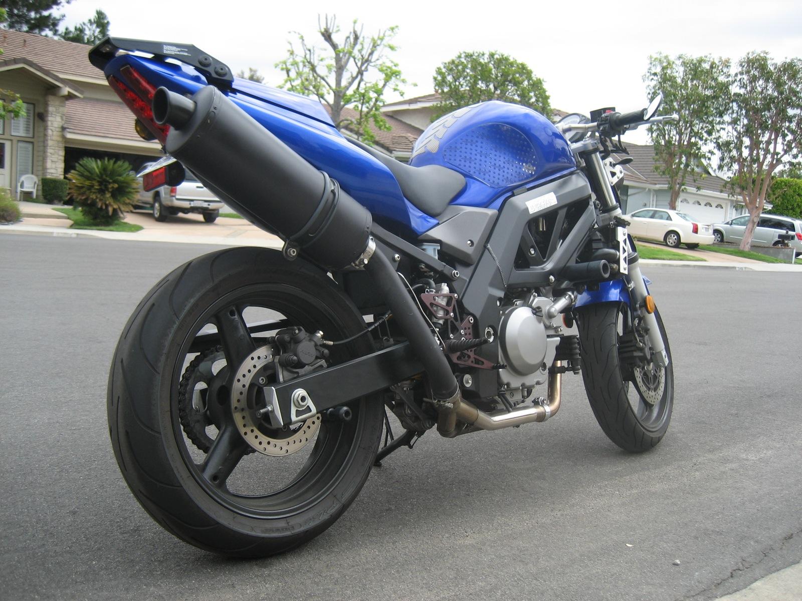 For Sale 2005 Suzuki SV650 $4500 OBO Irvine, CA