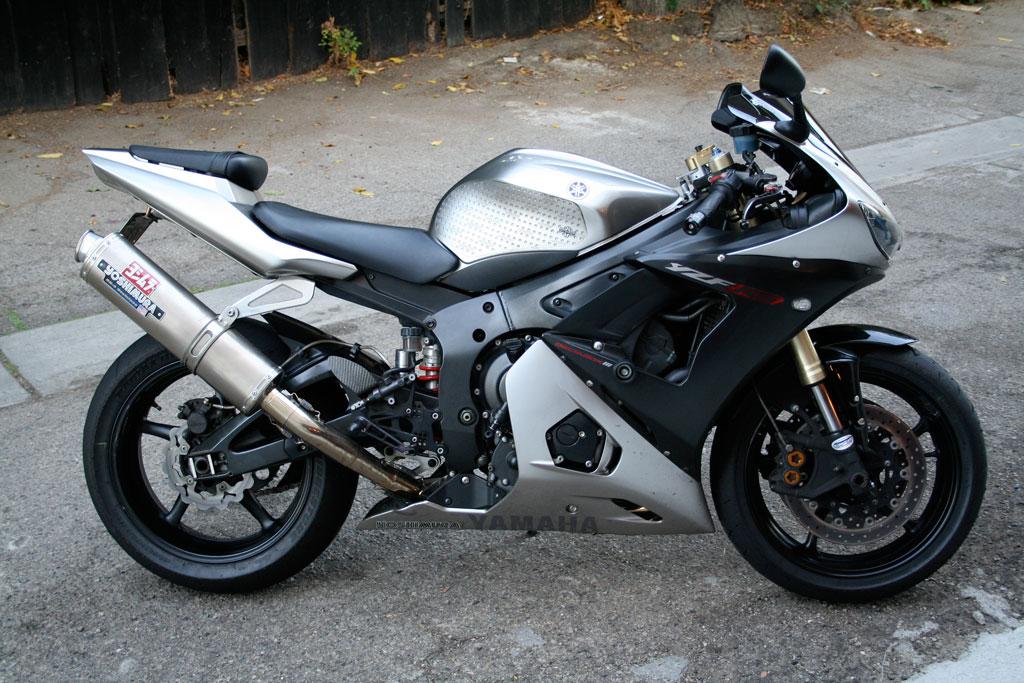 2003 R6 - Liquid Silver - $5000 - LA, CA - Sportbikes.net