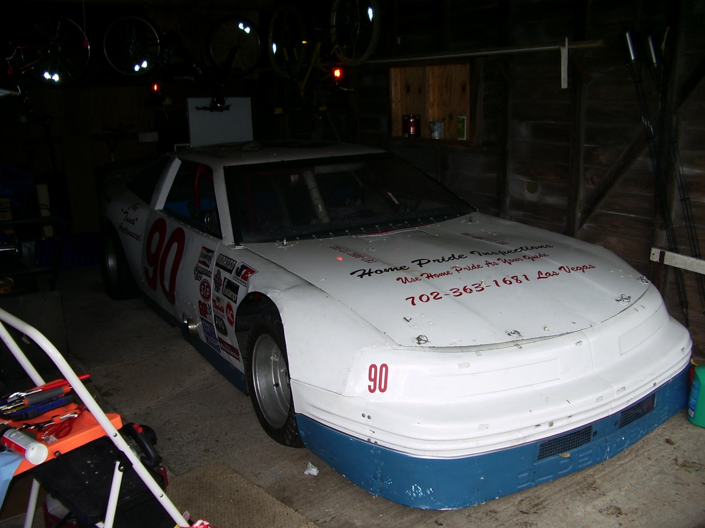 Looking to trader Late model Race car for Sport bike