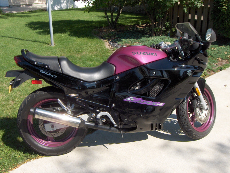 1995 Suzuki Katana 600 2000 Illinois Sportbikes Net
