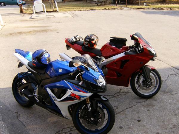 2007 suzuki gsxr 600 MUST GO - Sportbikes.net