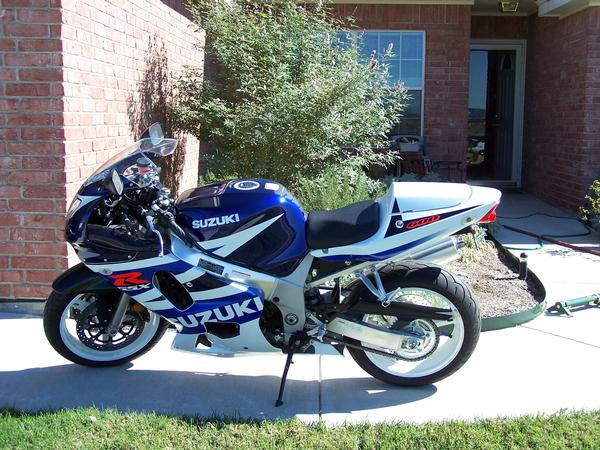 2003 GSXR 600 for sale - Sportbikes.net