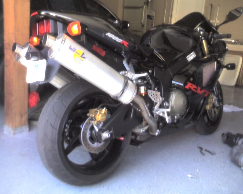 Click Image For Larger Version Name Leo Views 1542 Size 660: Dual Exhaust Bikes At Woreks.co