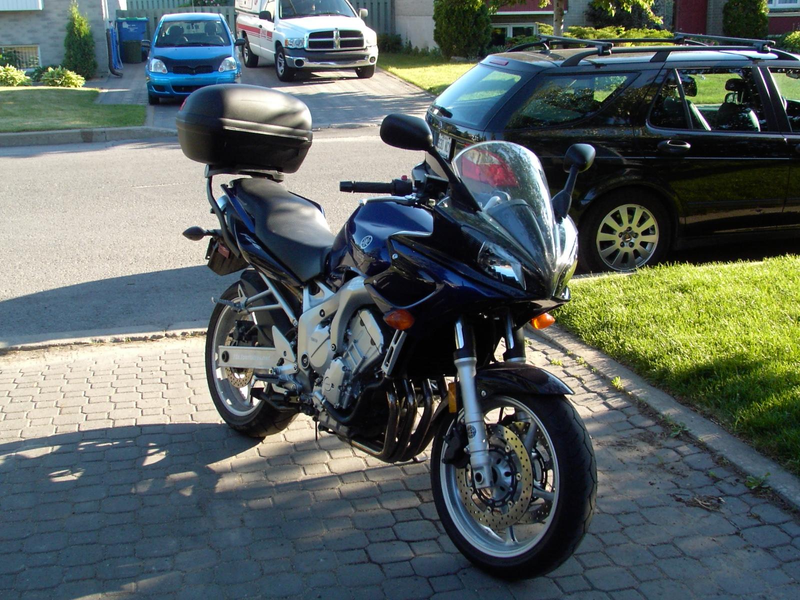 buty jesienne miło tanio butik wyprzedażowy My new 46L Kappa Top Case - Sportbikes.net