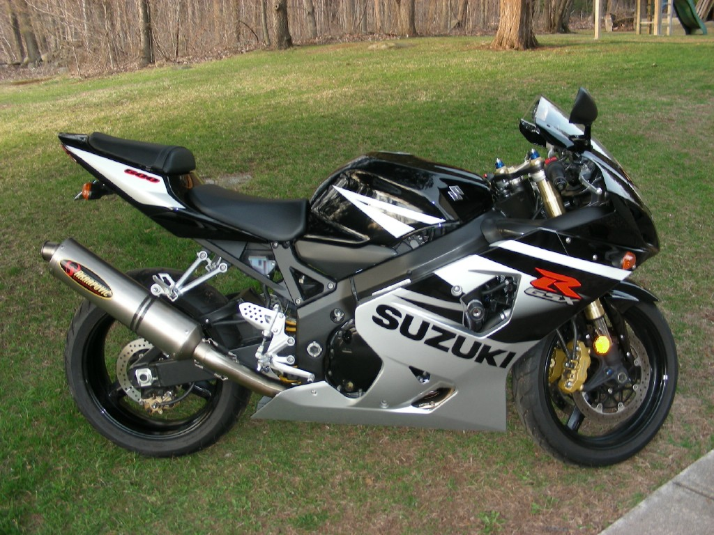 05 U0026 39  Gsxr 600 For Sale In Ct