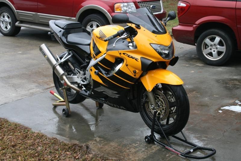 Honda Cbr 600 For Sale >> For Sale - 2000 Honda CBR 600 F4 outside Atlanta ...